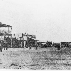1885 - Burke Street West