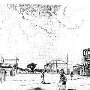 1887 - Burke Street East