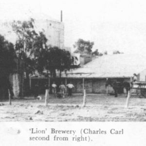 1890's - Lions Brewery