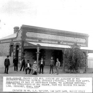 1892 - Municipal Chambers