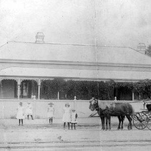 1893 - Hilderthorpe House (Penrose Family)