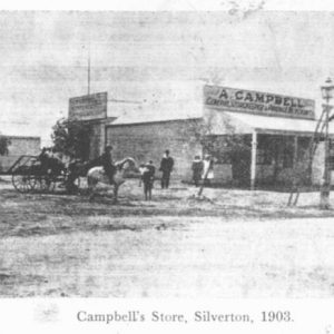 1903 - Campbell Store