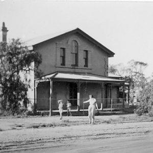 1956 - War Memorial Youth Camp