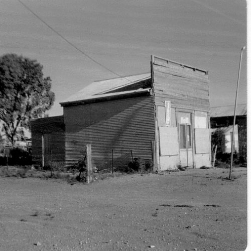 Old Kidman's Butcher Shop
