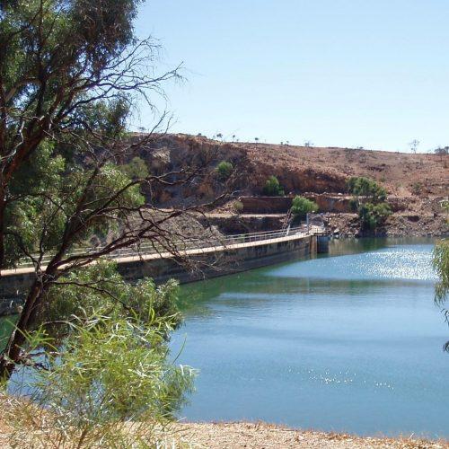 Umberumberka Reservoir